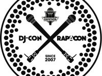 Rapacon DJCon Badge