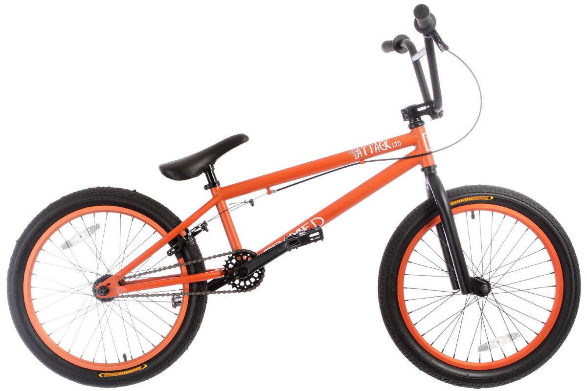Framed Attack LTD, BMX Bike (@framedbikes) - Sugar Cayne