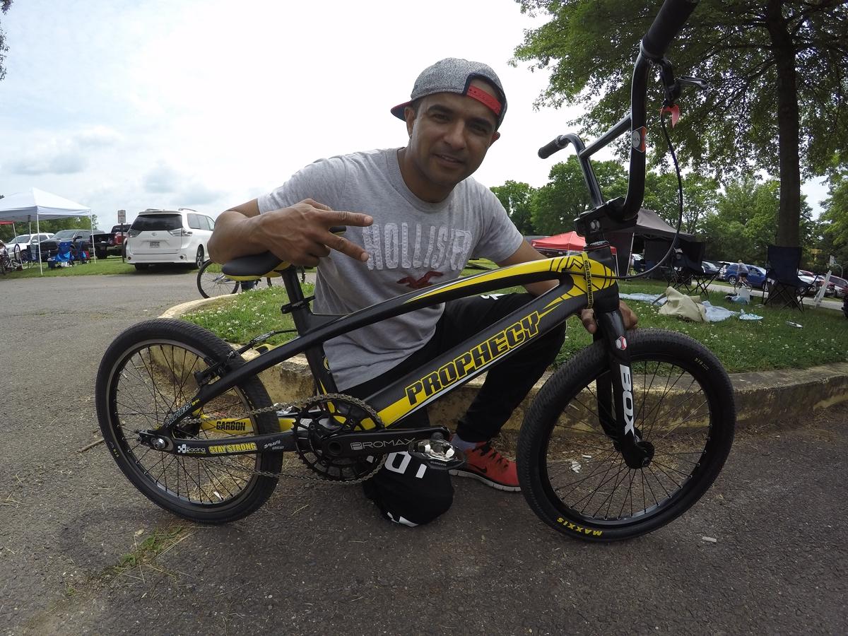 Renato de Silva, Prophecy BMX Scud (1)