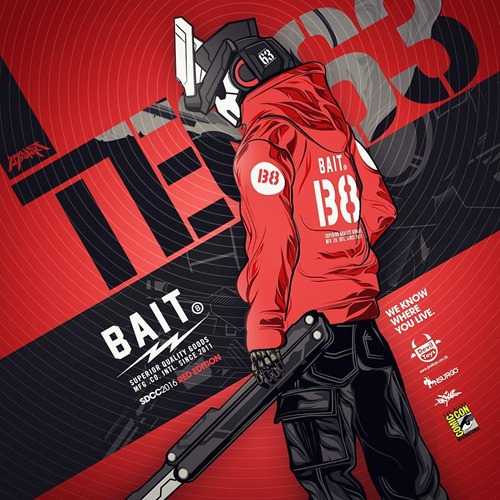 BAIT, Deviltoys, Quiccs, teq63