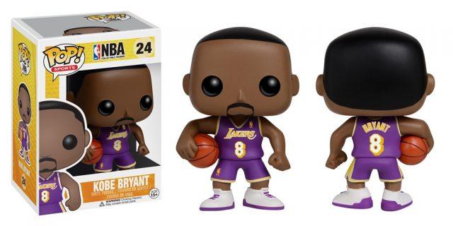 Kobe Bryant Funko figure