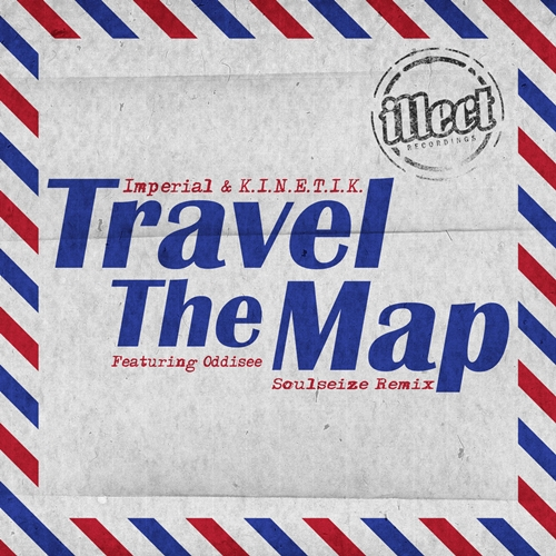 travel the map, oddisee