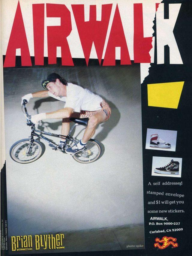 Airwalk ad, brian blyther