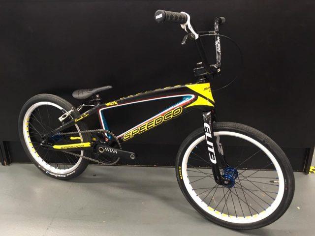 amanda carr olympic bmx bike