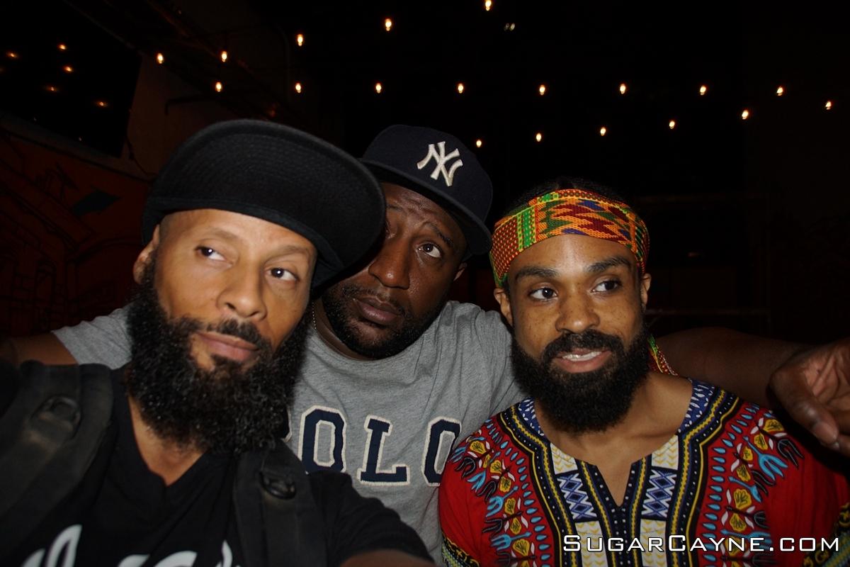 Crazy Al Cayne, Ezact, Bilal