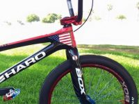 Brooke Crain, Olympic bmx Bike
