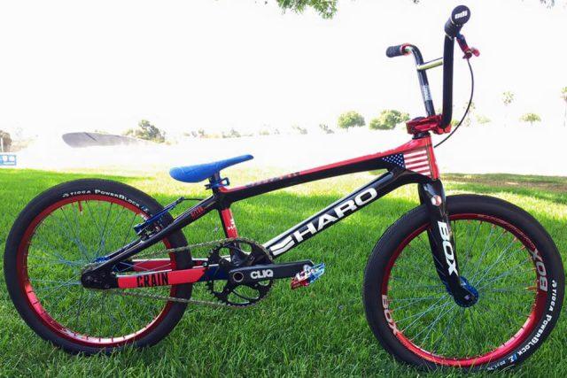 Brooke Grain Olympic Bike