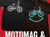 moto mag, smiley DHD wear