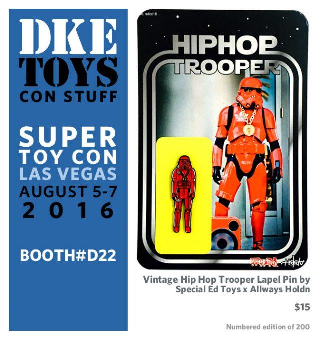 DKE Toys HipHop Trooper