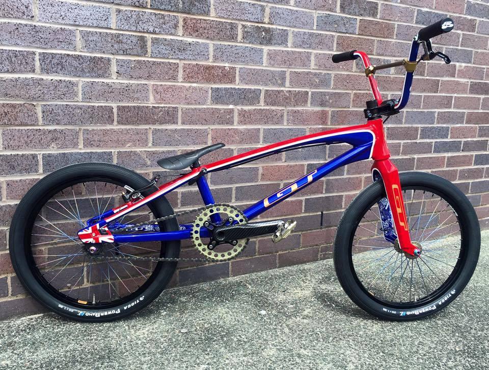Gt Bikes Liam Phillips Custom Olympic Bmx Wip