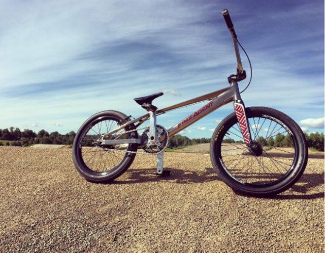 Maris Rio Olympics BMX Bike