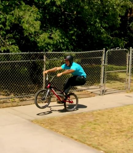 Maris Strombergs, free ride