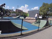 Mullaly Bike Park Action