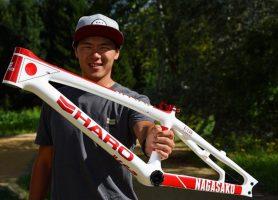 BMX Olympic Yoshi-Nagasako