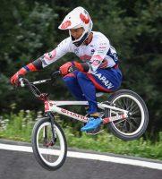 Rio Olympic BMX Yoshi-Nagasako