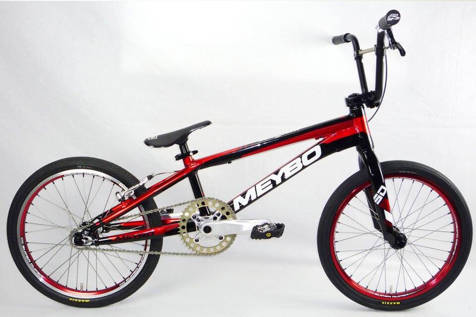 elke vanhoof, Maybo olympic bike