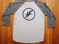 Hicks Films Baseball logo shirt