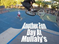 another fun day at mullaly