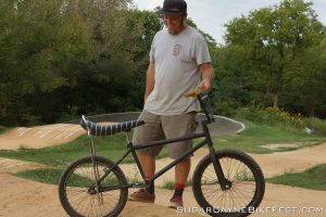 banana seat balance bike