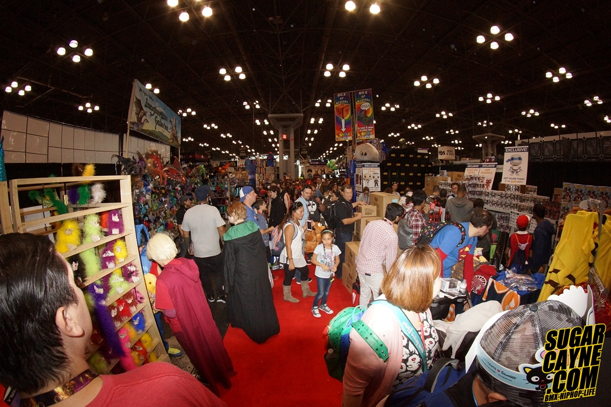 NYCC, 2016