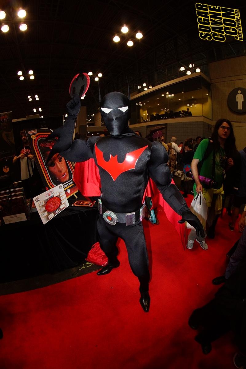 New York Comic Con 2016 Saturday 338 Sugar Cayne