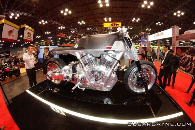 Vanguard Motorcycles Roadster