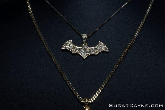 batman, king ice, agenda
