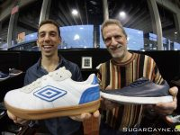 umbro footwear, agenda nyc