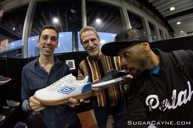umbro footwear, crazy al cayne