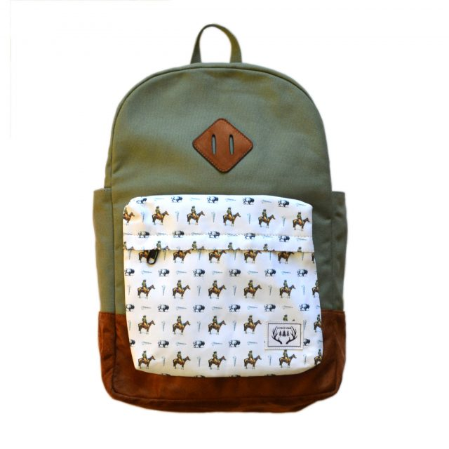 Antler And Woods frontier back pack