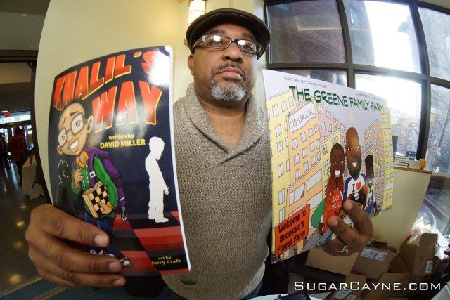 Khalil's Way, David Miller 2