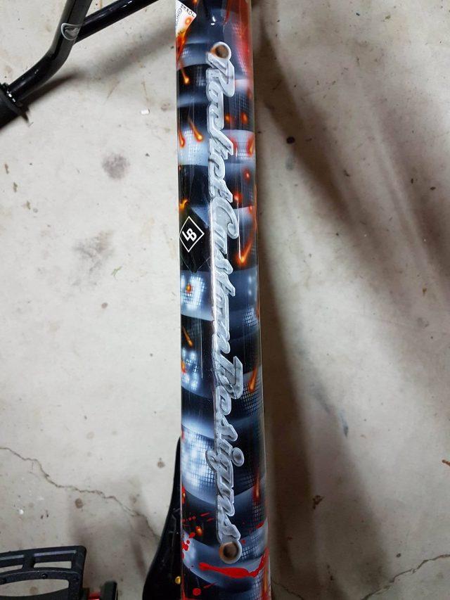 DK Pro xxl Rocket Custom bottom