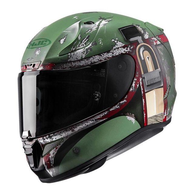 HJC Boba Fett helmet