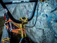 Chase BMX Custom colorway