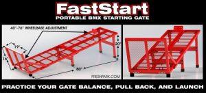 faststart gate