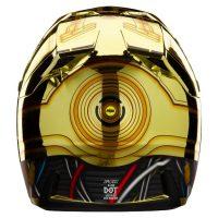 c3po fox helmet