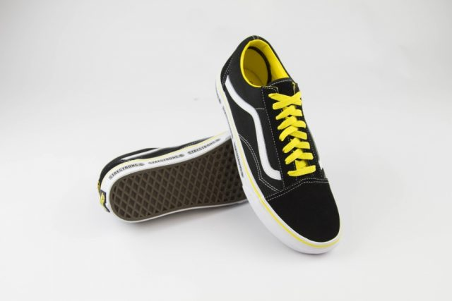 stay strong vans
