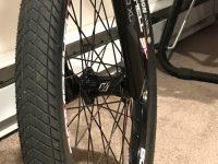 2017 TNT Superfong Pro XL Black wheel