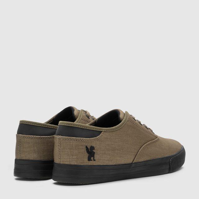 Chrome Truk Sneakers back