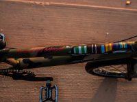 Hyper Assualt, BMX Vietnam top tube