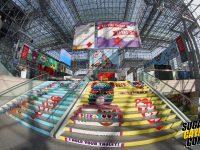 Toy Fair NY Lobby