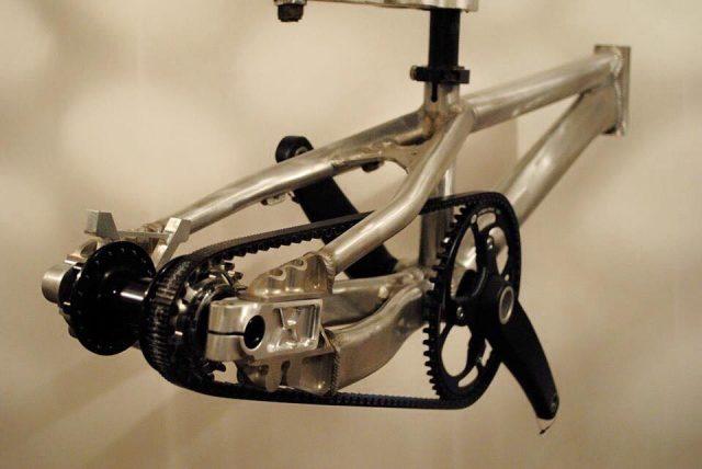URP moto v1 belt setup