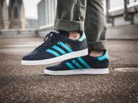 adidas-gazelle blue side 2