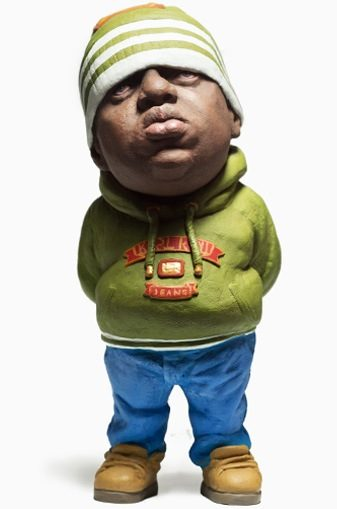 biggie smalls earth green toy