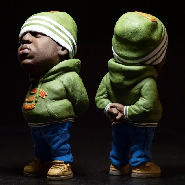 biggie smalls earth green toy 5