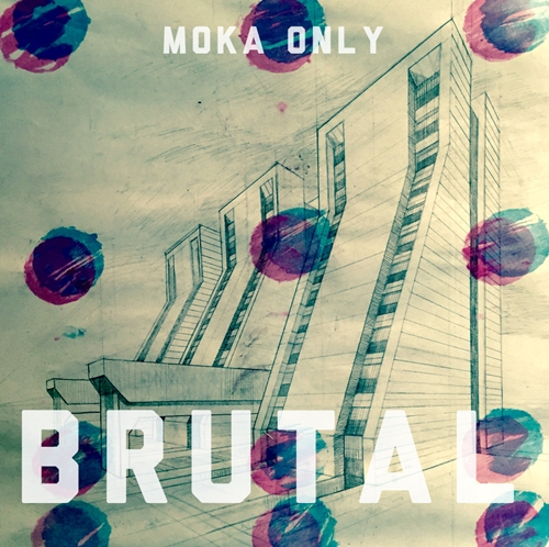 moka only brutal album cover
