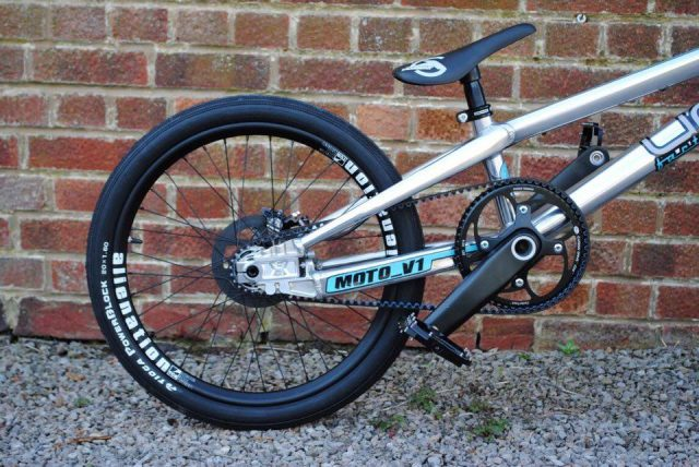 URP Moto V1 BMX Belt Drive
