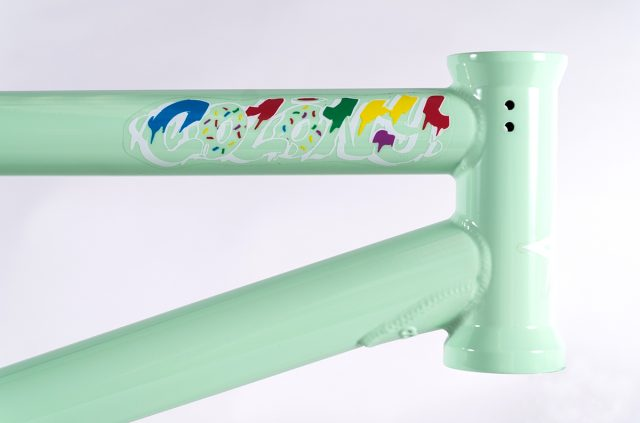 Colony sweet-tooth-mint-headtube