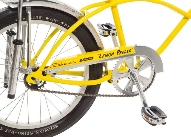 Schwinn Lemon Peeler chain