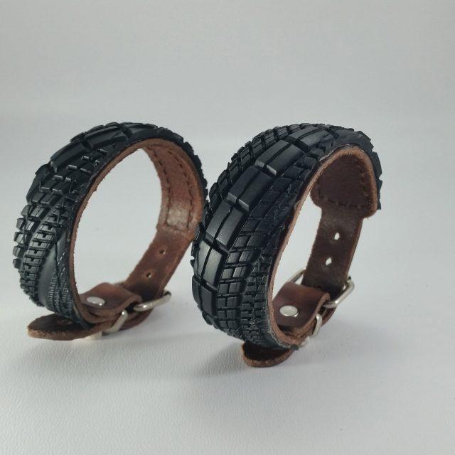 Tioga Power block bracelet